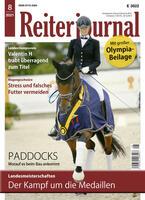 Reiterjournal Heft 08/2021
