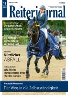 Reiterjournal Heft 11/2021