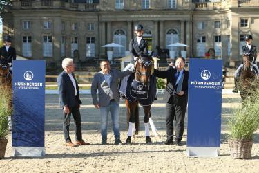 Burg-Pokal: Im Finale gelingt Nathalie Neumann der große Coup