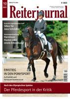 Reiterjournal Heft 10/2021